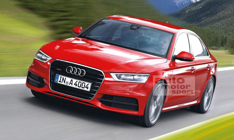 Новый Audi A4: ставка на эмоциональность
