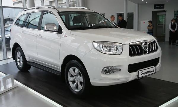 Китайский Foton запустит производство автомобилей в России