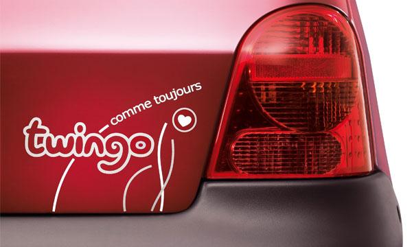Renault представит новый Twingo в Париже