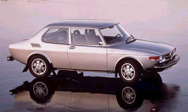 Saab-99 1969