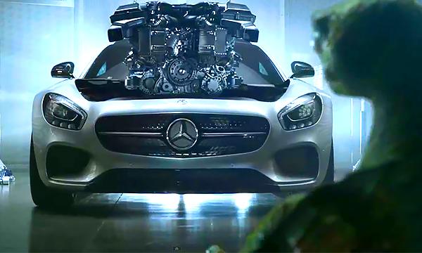 Спецпоказ: самая дорогая автомобильная реклама в мире