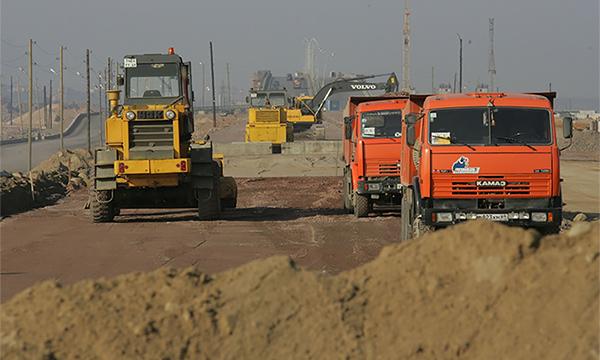 Строительство дороги до Домодедово заморозили из-за отсутствия денег