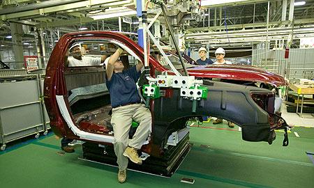 Как остановка заводов Toyota скажется на России