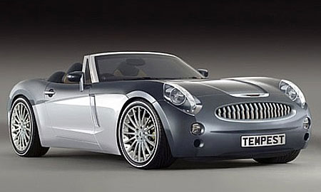 Healey Project Tempest