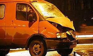 В Краснодаре 14 человек пострадали при аварии маршрутки