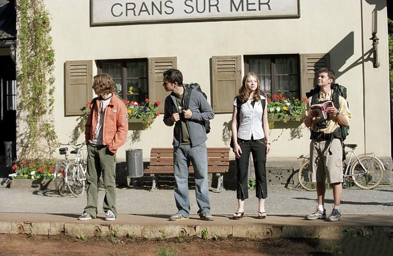 Кадр из фильма«Евротур»