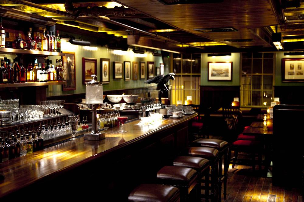 Dead Rabbit bar, Нью Йорк