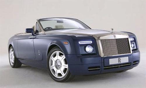 Rolls-Royce представит в Детройте люксовый кабриолет