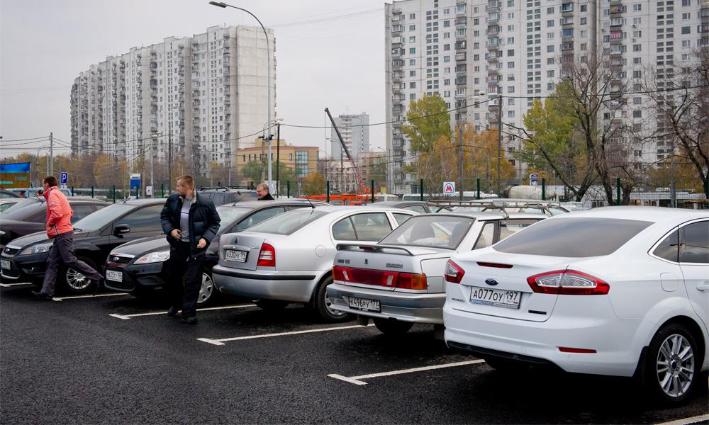 У «Новокосино» откроется паркинг на 550 машино-мест