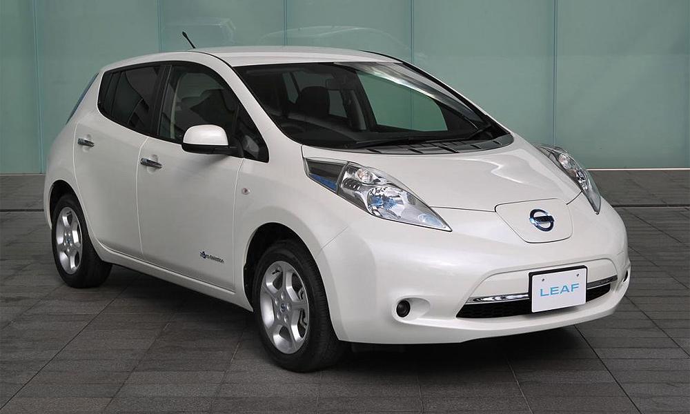 Запас хода Nissan Leaf вырос на 43%