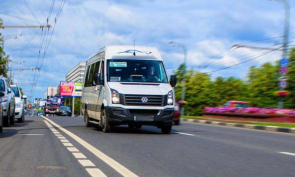 Пьяный водитель маршрутки устроил погоню в Москве