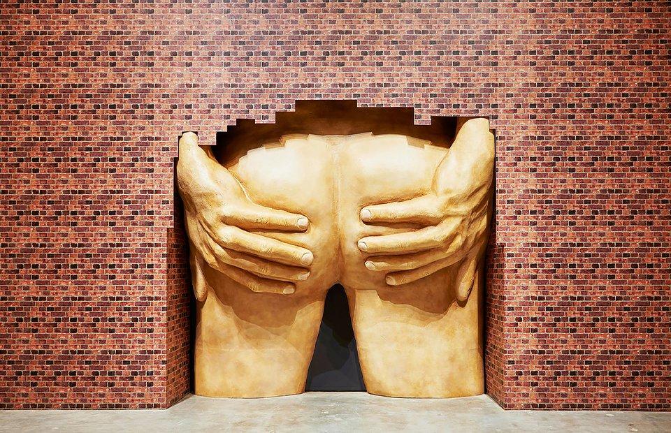 Антея Гамильтон. Выставка «Lichen! Libido! Chastity!», Нью-Йорк