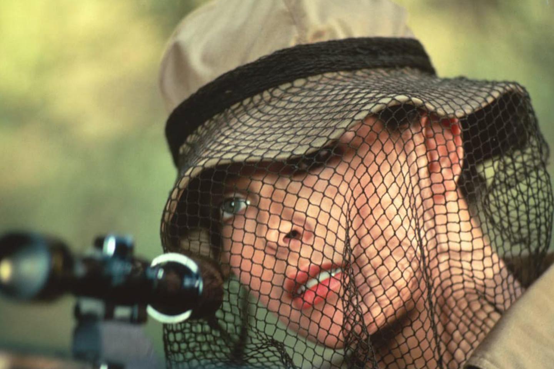 Кадр из фильма «Только для твоих глаз»