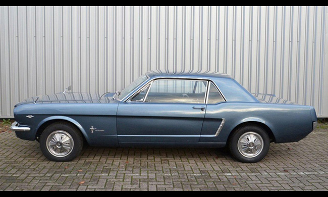 Полноприводный концепт Ford Mustang 1965 года выставлен на продажу