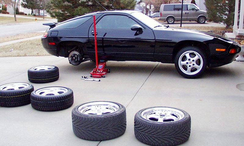 Зимние шины – выбираем лучшее