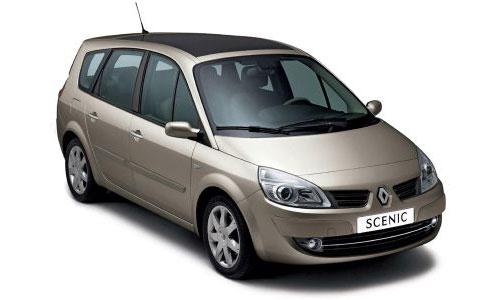 Renault Scenic прошел рестайлинг