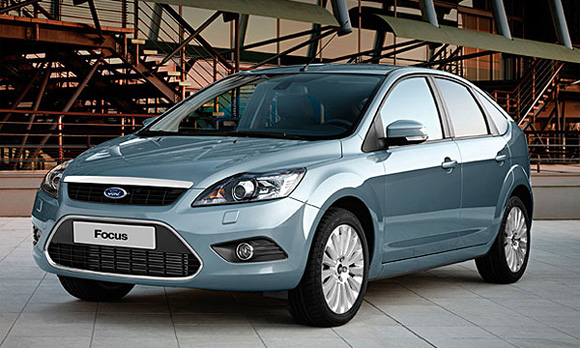 С сентября Ford снимает с производства Focus Ghia и повышает цены