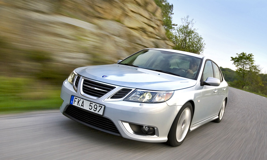 В России начались продажи Saab 9-3 с турбодизелем