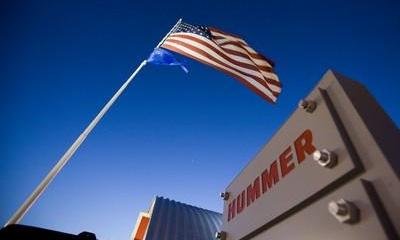GM окончательно прекратил производство Hummer