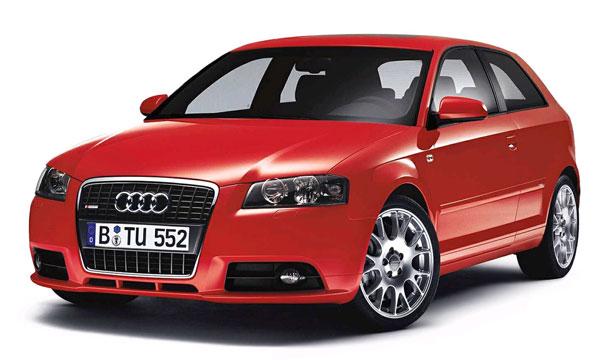 Audi готовит S-версии А3, А4 и А6
