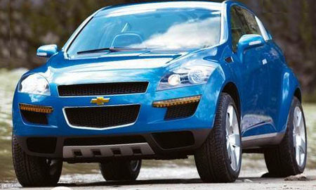 Chevrolet T2X представят в январе
