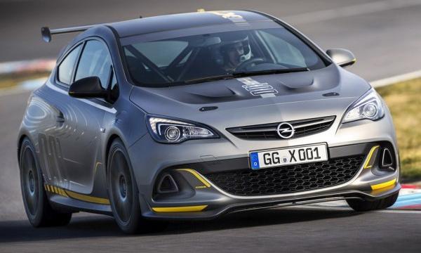 Opel Astra OPC Extreme станет серийной