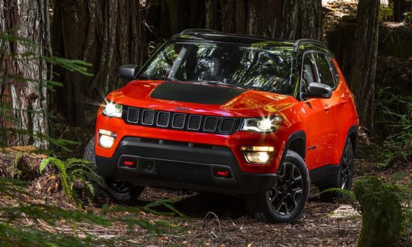 Jeep рассекретил свой новый кроссовер