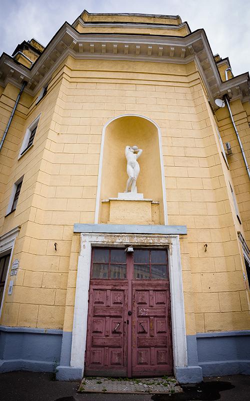 Памятник архитектуры— дом №6/10 на Советской улице