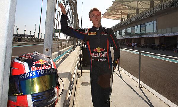 Квят набрал первые очки в Формуле-1