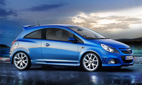 Opel Corsa OPC получит 200-сильный мотор