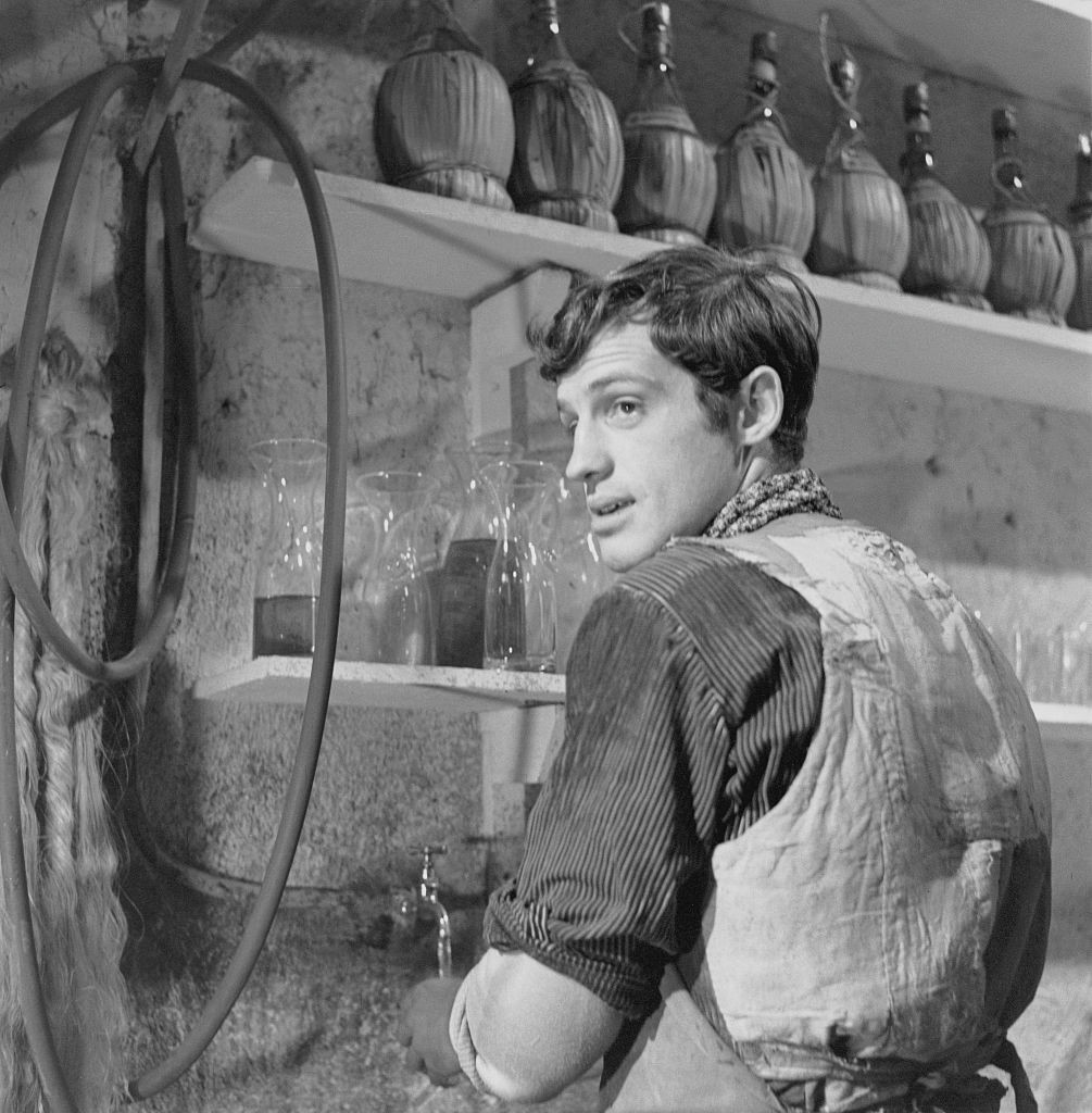 Жан-Поль Бельмондо, 1961