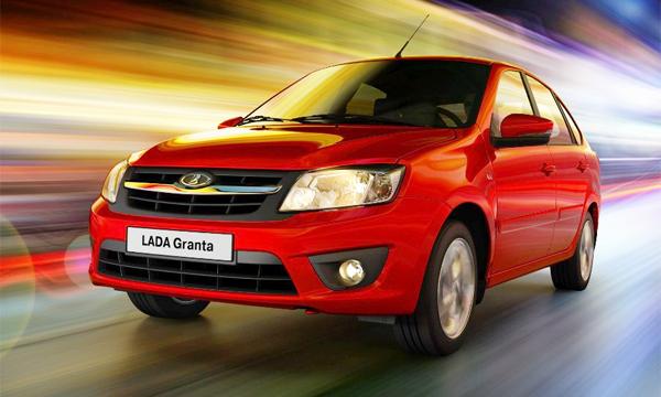 В Ижевске стартовало производство хэтчбека Lada Granta