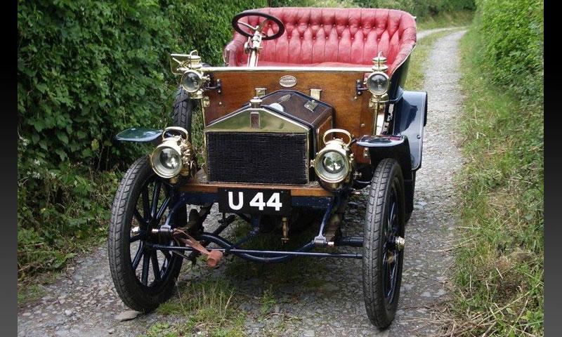 Roll-Royce 1904