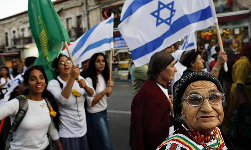 Израильские ортодоксы протестуют против работающих в субботу парковок