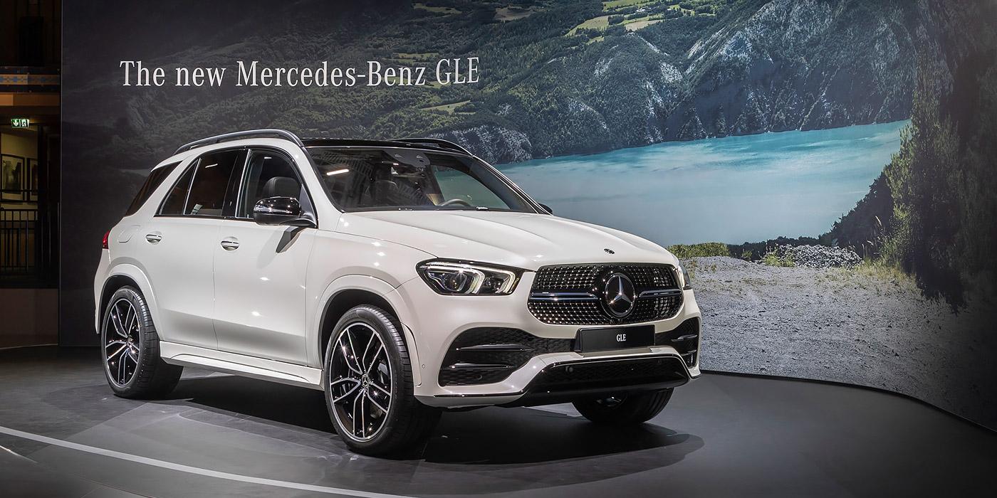 Новый Mercedes получит французские двигатели