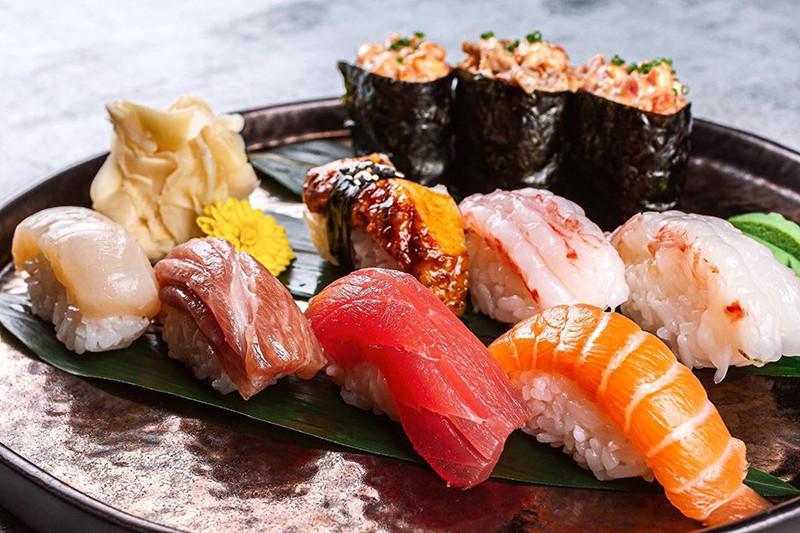 Суши,Oishii