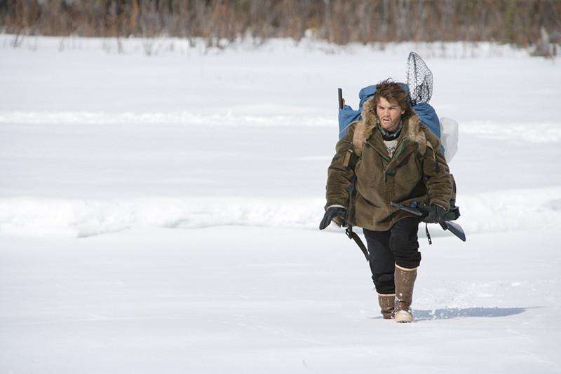 Кадр из фильма«В диких условиях»