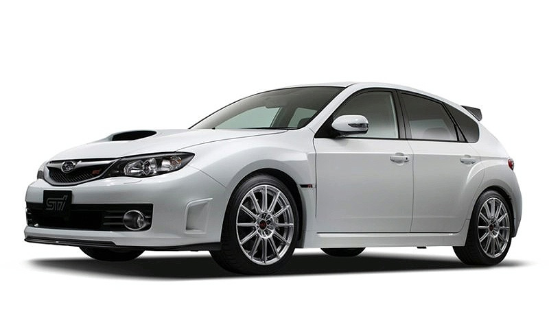 Subaru Impreza WRX STi Takumi