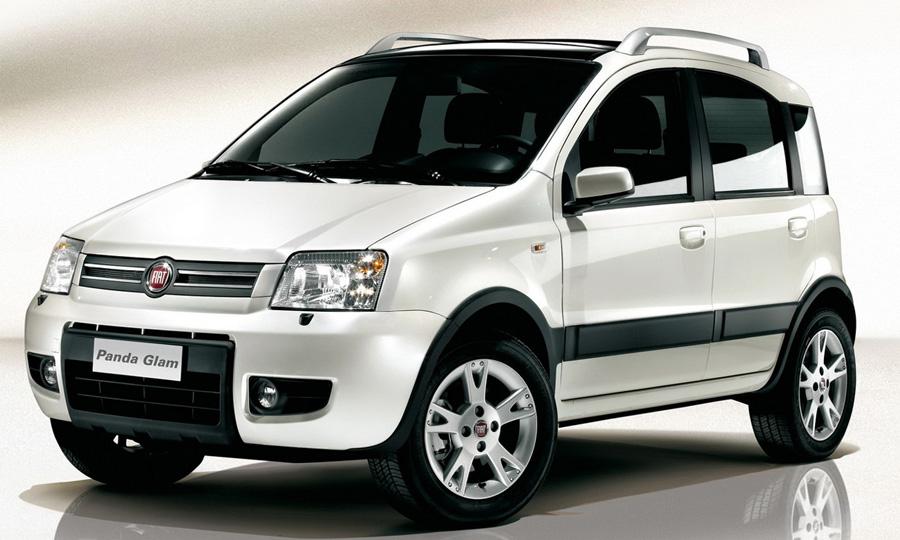 Fiat Panda 4x4 Glam edition