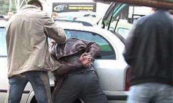 В Москве поймана банда, угонявшая элитные иномарки