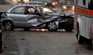 В Германии произошло страшное ДТП с участием 50 автомобилей