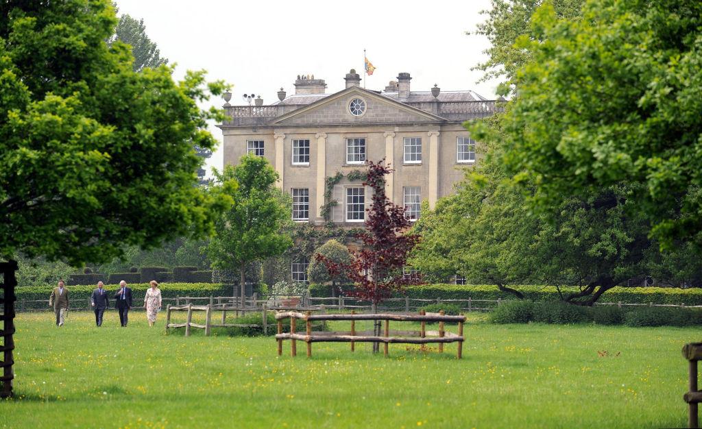 Резиденция «Хайгроув-хаус» в графствеГлостершир