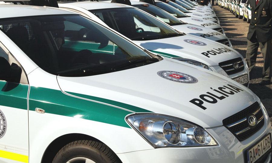 Словацкая полиция пересядет на Kia Cee'd