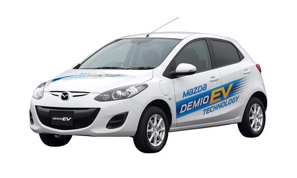 Mazda2 EV