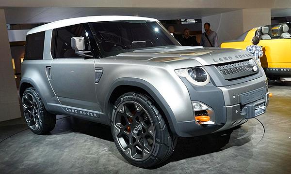 Land Rover сделает кроссовер для города