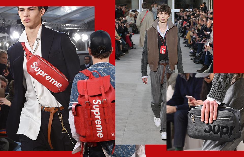 Высший эшелон  как Supreme подружился с Louis Vuitton и другими ... 1baede7467a