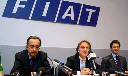 Fiat подыскивает своим топ-менеджерам новую работу