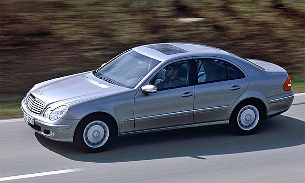 Mercedes E-класс будут делать только в Германии