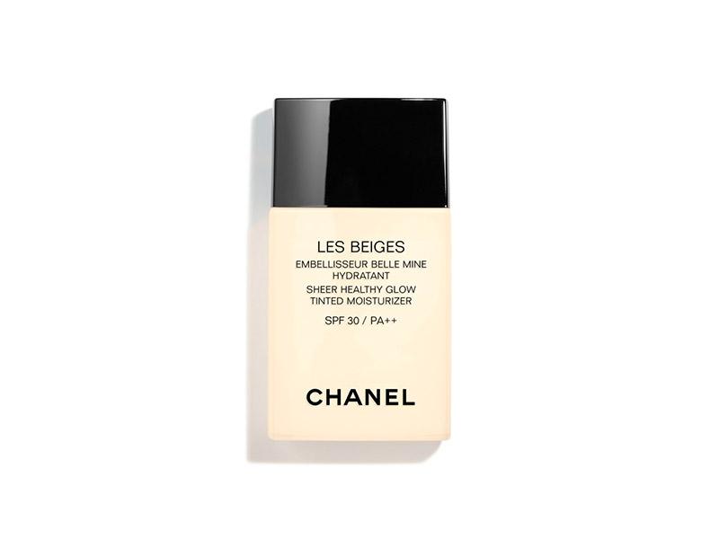 Увлажняющий оттеночный флюид Sheer Healthy Glow Tinted Moisturizer SPF30/PA++ с эффектом естественного сияния,Le Beiges, Chanel