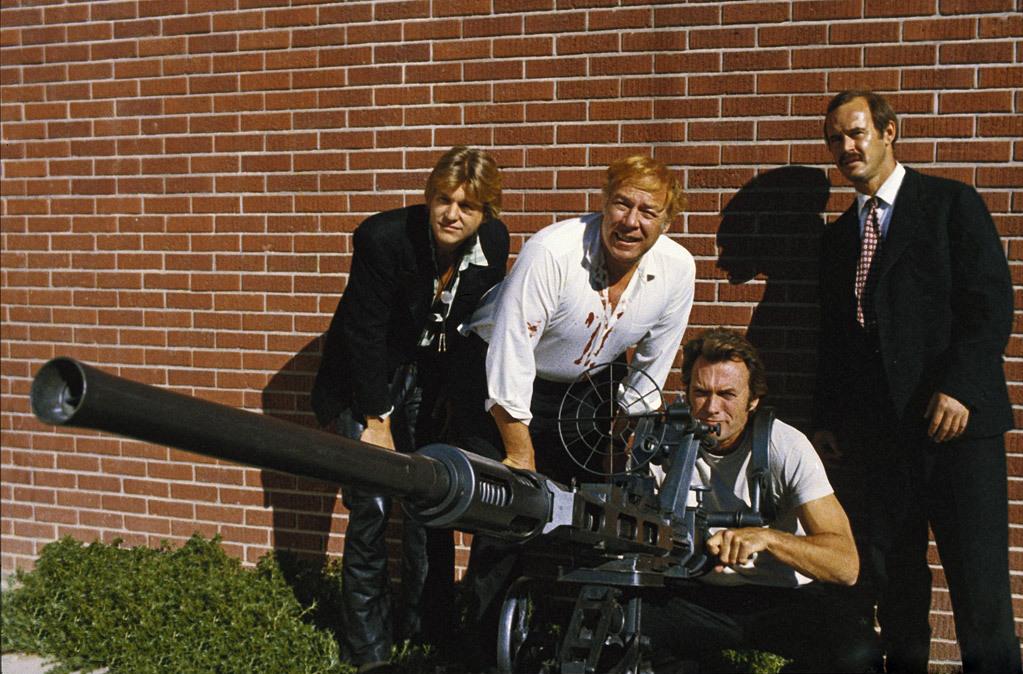 Кадр из фильма «Громила и скороход» (1974 г.)
